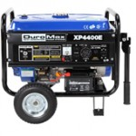 DuroMax XP4400E Powered Portable Generator