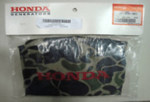 Honda Generator EU3000is Camouflage Cover