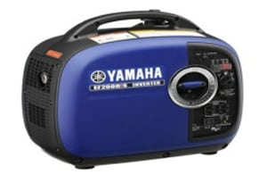 Yamaha EF2000iS Powered Portable Inverter Generator
