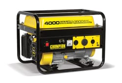 Champion 4000W Portable Gas Generator