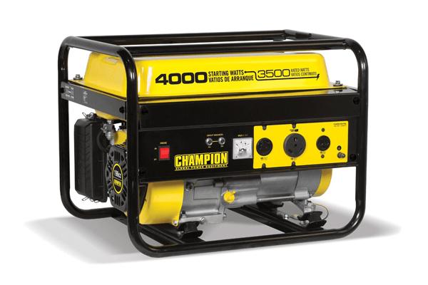 Champion Power Equipment Model 46596 Portable Gas Generator