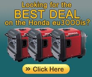Honda Eu 3000is