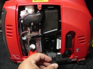 Honda Eu3000is Maintain the Spark Plug