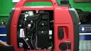 Honda Eu3000is Service Air Filter