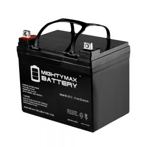 Mighty Max YTX9-BSGEL235 Battery
