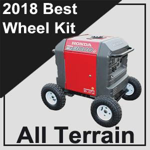 Best Honda EU3000iS Wheel Kit 2018