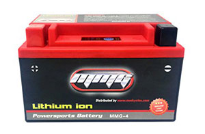 YTZ10S Lithium Ion Sealed Powersports