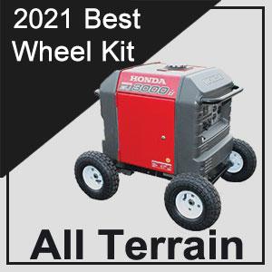 Best Honda EU3000iS Wheel Kit 2021